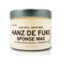 Hanz De Fuko Sponge Wax霧面光澤髮蠟 56ml